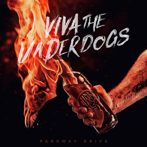 "Parkway Drive ""Viva The Underdogs"" CD"