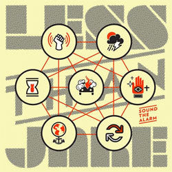 "Less Than Jake ""Sound The Alarm"" 12"""