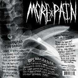 "More Pain ""Self Titled"" Flexi 7"""