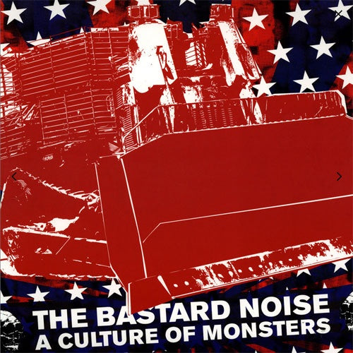 "Bastard Noise ""A Culture Of Monsters"" 12"""