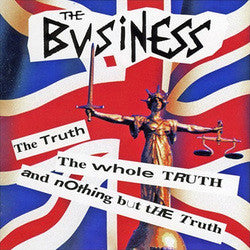 "The Business ""The Truth The Whole Truth And Nothing But The Truth"" CD"
