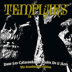 "The Templars ""Dans Les Catacombs Du Studio De L'Acre: The Grandmaster Edition"" LP"
