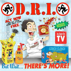 "D.R.I ""But Wait...There's More!"" CD"