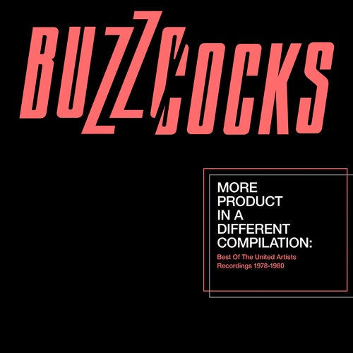 "Buzzcocks ""More Product In A Different Compilation"" 2xLP"