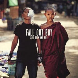 "Fall Out Boy ""Save Rock And Roll"" 2x10"""
