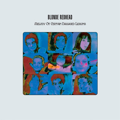 "Blonde Redhead ""Melody Of Certain Damaged Lemons (20th Anniversary)"" LP"