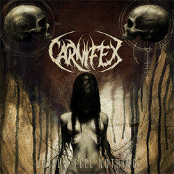 "Carnifex ""Until I Feel Nothing"" CD"
