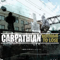 Carpathian 'Nothing To Lose' CD