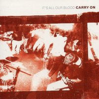 "Carry On ""It's In Our Blood"" CD"
