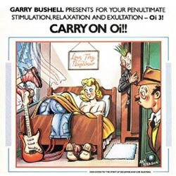 "Various ""Carry On Oi"" LP"