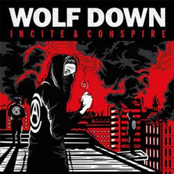 "Wolf Down ""Incite And Conspire"" LP"