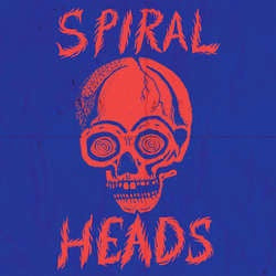 "Spiral Heads ""Self Titled"" 7"""
