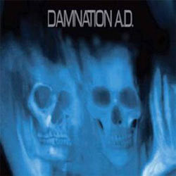 "Damnation A.D. ""Pornography"" LP"
