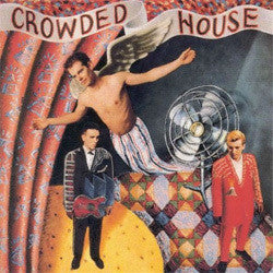 "Crowded House ""Self Titled"" LP"