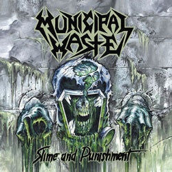 "Municipal Waste ""Slime And Punishment"" Cassette"