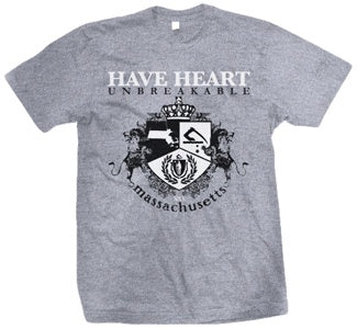 "Have Heart ""Unbreakable"" T Shirt"