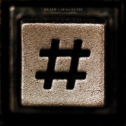 "Death Cab For Cutie ""Codes And Keys"" 2xLP"
