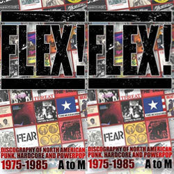 Flex Discography 1975 - 1985 Book Set