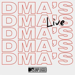 "DMA's ""MTV Unplugged: Live From Melbourne"" 2xLP"