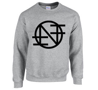 "Nothing ""N Logo"" Crewneck Sweatshirt"