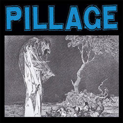 "Pillage ""Self Titled"" 7"""