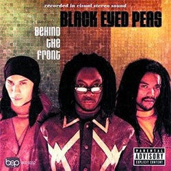 "Black Eyed Peas ""Behind The Front"" 2xLP"