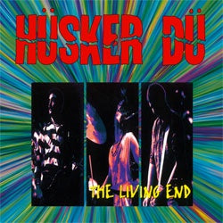 "Hüsker Dü ""The Living End"" 2xLP"