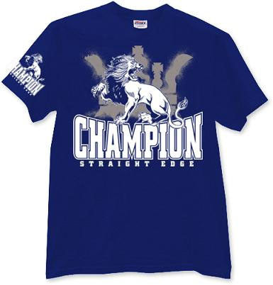 Champion Lion T Shirt