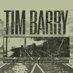 "Tim Barry ""Laurel St."" CD"