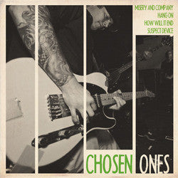 "Chosen Ones ""<i>Self Titled</i>"" CD"