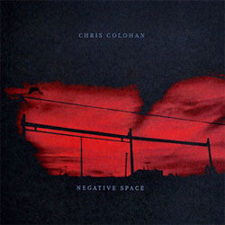 "Chris Colohan ""Negative Space"" Book"