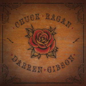 "Chuck Ragan / Darren Gibson ""<i>Split</i>"" CD"