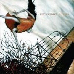 "Circa Survive ""Juturna"" CD"