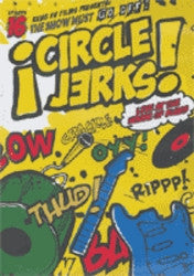 "Circle Jerks ""Show Must Go Off"" DVD"