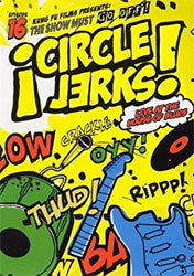 "Circle Jerks ""Live At The House Of Blues"" DVD"