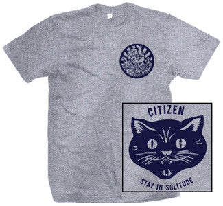 "Citizen ""Stay In Solitude"" T Shirt"