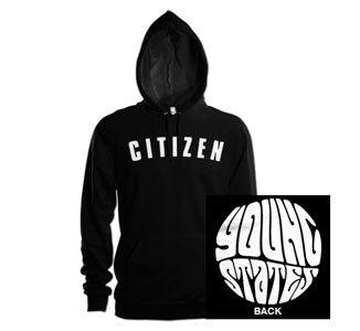 "Citizen ""Young States"" Hooded Sweatshirt"