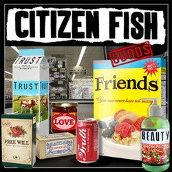 "Citizen Fish ""Goods"" CD"