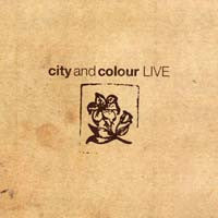 "City And Colour ""Live"" CD/DVD"