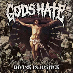"God's Hate ""Divine Injustice"" 7"""