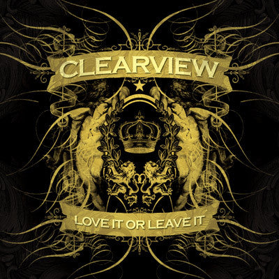 "Clearview ""Love It Or Leave It"" CD"