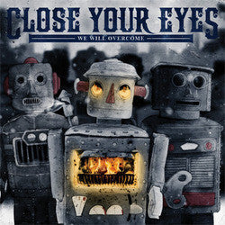 "Close Your Eyes ""We Will Overcome"" LP"