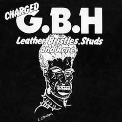 "GBH ""Leather, Bristles, Studs And Acne"" LP"