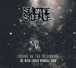 "Suicide Silence ""Ending Is The Beginning"" CD/DVD"
