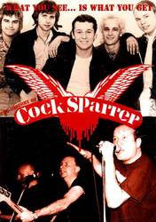 "Cock Sparrer ""What You See Is What You Get"" DVD"