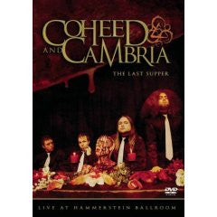 "Coheed and Cambria ""The Last Supper: Live at the Hammerstein Bal"