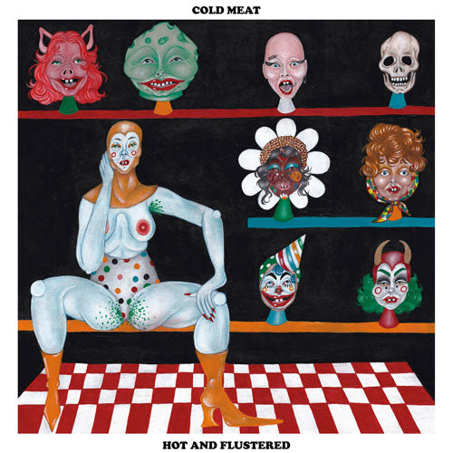 "Cold Meat ""Hot And Flustered"" LP"