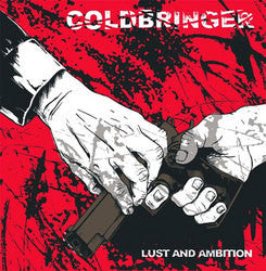 "Coldbringer ""Lust and Ambition"" LP"