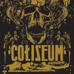 "Coliseum ""Goddamage"" LP"