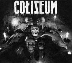 "Coliseum ""House With A Curse"" CD"